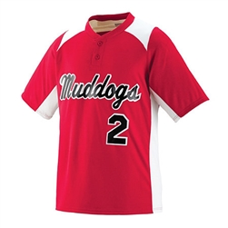 Line Drive Performance Baseball Jersey