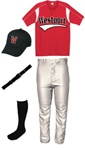 Line Drive Baseball Uniform