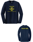 Cub Scouts Long Sleeve shirt