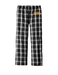 Topsail Youth District Young Mens Flannel Plaid Pant. DT1800