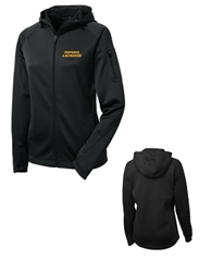 Topsail Lacrosse Sport-Tek Ladies Tech Fleece Full-Zip Hooded Jacket