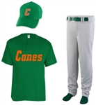 Outfield Baseball Uniform