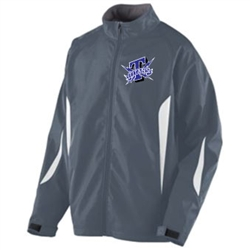 Revolution Team Warm Up Jacket with Embroidery