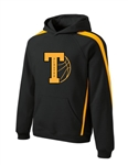 TMS lady Pirates Color Block Hoodie