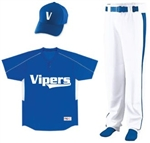 Viper 2-Button Baseball Uniform