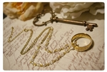 golden ring of power necklace