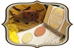 The Morrigan's Charm Refill - Victorian Solid Perfume/Cologne Sample