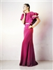 Fuscia Ombre Dress