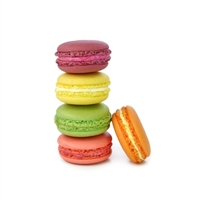 Rainbow Magic Macaroons