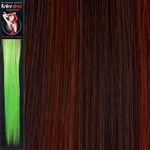 Colour Flash 16 inches Synthetic Clip in Hair Extensions Colour 4/350