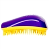 Dessata Detangling Hairbrush Purple & Yellow