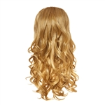 Live it Loud Volumising Hair Piece. Glamorous Curl Spring Honey