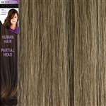 Modelgirl Partial Head Clip In Human Hair Extensions Colour 14/24