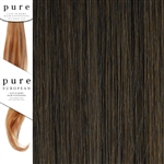 Pure Remy Clip In Hair Extensions 18 Inches Colour 6