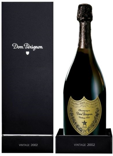 Dom Perignon Vintage 2002 (With Gift Box)