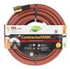 Extra-long (100-ft.) 5/8-in. Element ContractorFARM commercial-grade water hose
