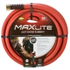 "MAXLiteâ""¢ 50' 3/4"" Hot Water Rubber+â""¢ Hose"