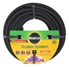 "Miracle-Gro complete soaker system for smaller gardens and yards with 50' 3/8"" soaker hose"