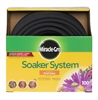 Complete Miracle-Gro soaker system kit for larger gardening areas with 100-ft. 3/8-in. soaker hose