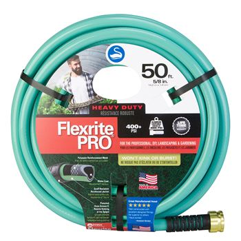 "Swan FlexRITE PRO 50' 5/8"" Water Hose"