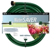 50-foot 1/2-inch-diameter water-saving garden hose for light-duty watering tasks and flowerbed watering