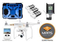Phantom 3 Professional Deluxe Mapping Bundle from Drones Made Easy San Diego