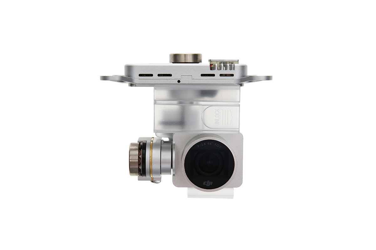 Phantom 3 Professional Camera 3 Axis Gimbal