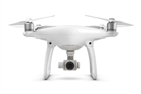 DJI Phantom 4 quadcopter drone with 4K camera