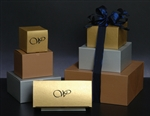 Metallic Gift Boxes