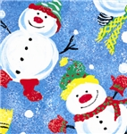 Frosty Friends Giftwrap