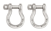 Petzl Shackles for Podium Seat