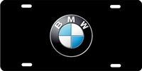 BMW Custom License Plates, Personalized License Plates, Decorative License Plates, Front License Plates, Car Tags, airbrush