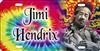 Jimi Hendrix personalized novelty license plate