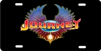 Journey novelty license plate custom car tag