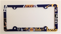 Los Angeles sport teams License Plate Frame Decorative License Plate Holder