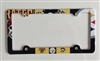Pittsburgh sport teams License Plate Frame Decorative License Plate Holder