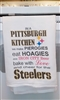 Pittsburgh Kitchen Flour Sack Kitchen Towel great as a Holiday, Christmas, Hanukkah, Housewarming or Wedding Gift
