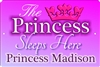 Princess room personalized aluminum sign Novelty Custom signs, personalized signs, Decorative signs, Aluminum signs, airbrush
