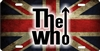 The Who novelty license plate custom car tag