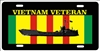 Vietnam veteran LCU personalized novelty Front license plate Decorative Aluminum Sign car tag
