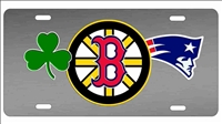 Boston sport teams combined logo