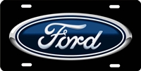 Ford personalized novelty front license plate Decorative Vanity car tag