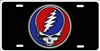 Grateful Dead steal your face novelty front license plate Decorative Vanity car tag