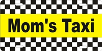 custom car tag Mom's Taxi Custom License Plates, Personalized License Plates, Decorative License Plates, Front License Plates, Car Tags, airbrush