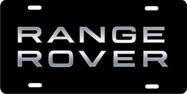 Range Rover per... Range Rover Car Logo