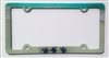 sea turtles hatchlings License Plate Frame, Decorative License Plate Holder, Car Tag Frame