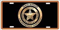 Texas rangers association Custom License Plates, Personalized License Plates, Decorative License Plates, Front License Plates, Car Tags, airbrush