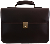 Counselor Leather Briefcase
