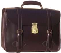 1945 US Army Leather Briefcase