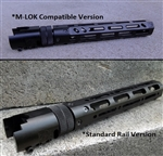Gen 1 Sub 2000 Forend (Base unit, no rails)